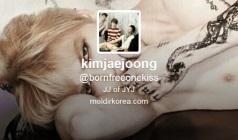 Twitter de Jaejoong