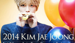 kimjaejoong1stalbumasiatorconcertjparty