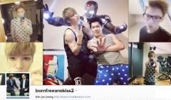 Instagram de JJ