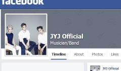 Facebook de JYJ