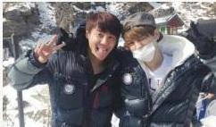 Jaejoong y junsu