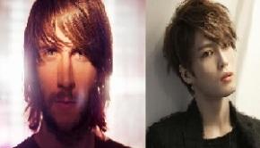 Jaejoong & Maximilian Hecker